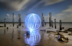 Photograph Port Willunga Orb by Shannon Rogers on 500px. It is so amazing what people are doing with timw lapse right now.  Lightpainting is such an esoteric medium!