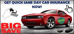 how to get same day car insurance