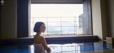 【汀邸 遠音近音】 家族風呂・南風からは瀬戸内海を望む
