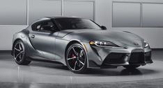 After 21 years, Toyota's iconic Supra is back, but some say the new sports car is not a real Supra. because it was co-developed with BMW and shares its platform with the new BMW What do you think? Toyota 86, Toyota 4runner, Toyota Tacoma, New Toyota Supra, Toyota Cars, Toyota Corolla, Toyota Canada, Lamborghini, Ferrari