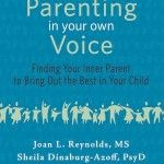 book launch celebration:meeting the authors tonight for this great book:  parenting in your own voice