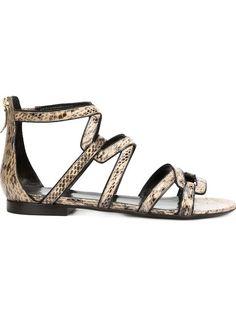 PIERRE HARDY 'Kaliste' Sandal. #pierrehardy #shoes #sandals