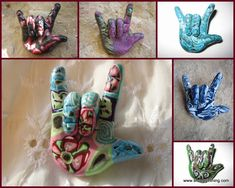Image detail for -Love You ~ American Sign Language ~ Challenge How Do You Say I Love ...