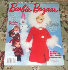 Lot 5 Barbie Bazaar 1999 2000 2001 Magazines Darci Micro Braid Replacement | eBay