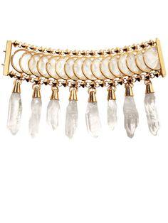 Givenchy by Riccardo Tisci bracelet, $2,280, barneys.com.