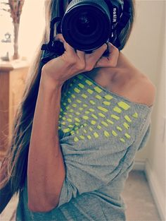 Best DIY clothing blog I have found!  Trash To Couture: Road Trip DIY. Weave Texture