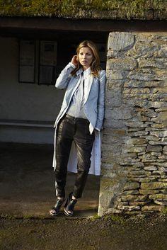 Kate Moss Returns to England for Rag & Bones Spring 2013 Campaign