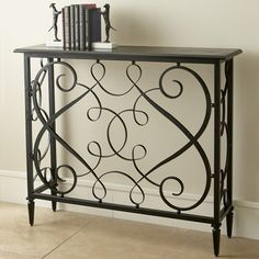 Genial Global Views French Panel Console: Rest Drinks And Display Your Favorite  Accents Atop This Charming Table, A Timeless Addition To Your Home Décor.