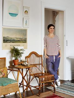 Me- Paula Mills! Photo – Annette O'Brien . Production – Lucy Feagins / The Design Files.      My lounge room. Photo – Annette O'Brien . ...
