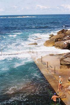 Whylies Baths Sydney by schorlemädchen, via Flickr