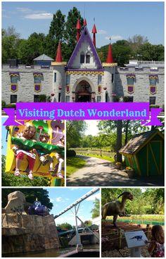Visting Dutch Wonderland: A Great Family Destination @FunatDW #DutchWonderland