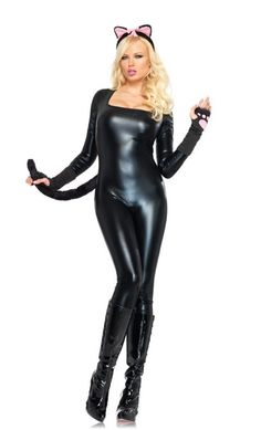 Catsuit available at Fairvilla
