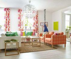 15+ Beautiful IKEA Living Room Ideas