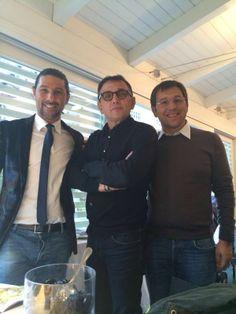 Lo chef stellato Bruno Barbieri ospite nel nostro ristorante di Via Amendola!