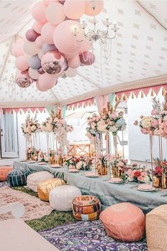 Fresh Ideas And Wedding Trends 2020 ❤ wedding trends 2020 playful pastel reception under the tent decorated with balloons socaleventplanners Wedding Trends, Chic Wedding, Wedding Designs, Dream Wedding, Wedding Bride, Pastel Wedding Theme, Pastel Weddings, Royal Weddings, Wedding Ceremony