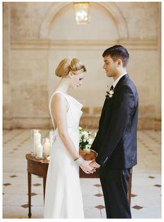 Wedding ceremony shot in City Hall, Dublin. Dublin City, Wedding Ceremony Decorations, Elegant Wedding, Groom, Bride, Wedding Bride, Bridal, Grooms, Wedding Decoration