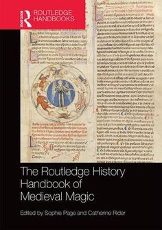 The Routledge History of Medieval Magic - Routledge Histories (Hardback)