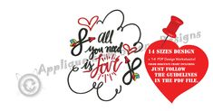 Excited to share the latest addition to my #etsy shop: Love Embroidery Design-Wedding Embroidery-All you need is love-Valentine's Day Embroidery-Love Quotes Embroidery-Instant Download-PES http://etsy.me/2CiCWDV #supplies #wedding #valentinesday #quilting