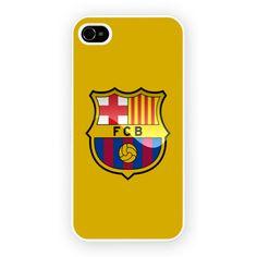 Barcelona FC iPhone Case