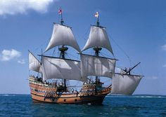 Mayflower 2 at Mystic Seaport