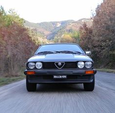 Why The Alfa Romeo Is Pornography For Engineers - Petrolicious Alfa Gtv, Alfa Alfa, Alfa Romeo Gtv6, Alfa Romeo Cars, My Philosophy, Cars And Motorcycles, Cool Cars, Classic Cars, Automobile