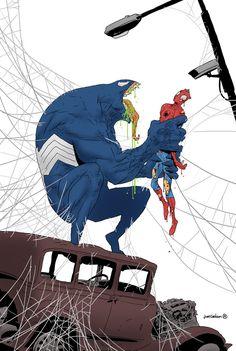 Venom vs. Spider-Man - Juan Gedeon