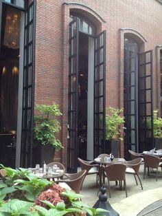 Hamburg // East Restaurant