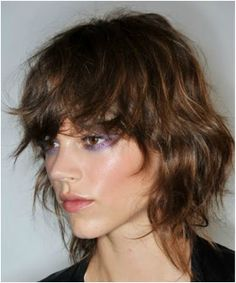 Truth-Is-Beauty.com : Natural Gamine: The Tomboy  Try: Boyish and spunky. Layers. Shaggy. Shorter, messy ponies or pigtails. Short and tousled. ​Overgrown pixies.