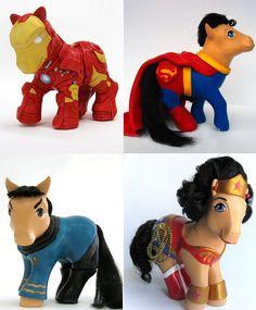My Little Pony – Toy transformado em item de colecionadores geeks