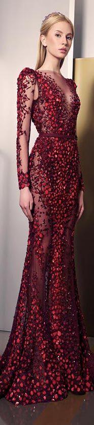 #ZiadNakad ZNsignature 2016 Haute Couture Collection