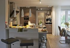 #Viebrockhaus Maxime 1000 D #WOHNIDEE-Haus - »Wohnen auf Lebenszeit« - #Küche