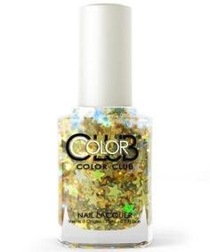 Color Club Nail Polish, Rollin' With The Homies 1291 Color Club Nail Polish, Opi Nail Polish, Nail Treatment, Stylish Nails, China Glaze, Feet Care, Gold Stars, Manicure And Pedicure