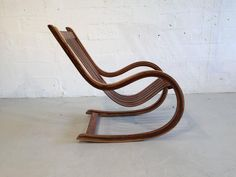 Studio Crafted Rocking Chair, Mexico Rocker image 5