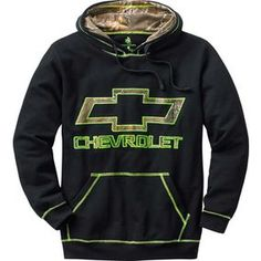 Show your Chevy brand loyalty and your love for camo! Featuring RealTree® Xtra Camo lined hood and embroidered applique. Build from a smooth finish performance poly for the guy who is as tough as his. Country Boys, Country Wear, Country Girls Outfits, Country Girl Style, My Style, Country Life, Chevy Girl, Camo Outfits, Casual Outfits