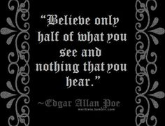 (21) edgar allan poe quotes | Tumblr