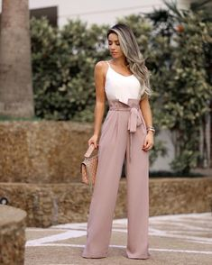 camicette alla moda per un look elegante - Outfits - Fashion - Mode Business Casual Outfits, Business Attire, Classy Outfits, Stylish Outfits, Business Fashion, Work Outfits, Fashion Pants, Fashion Dresses, Fashion Blouses