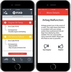FIXD alerts you of potential issues with your car in real-time! Code Meaning, Car Breaks, Christmas Stocking Stuffers, Christmas Gifts, Holiday, Latin Words, Power Cars, It Gets Better, Old Quotes