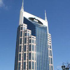 What you don't know about Nashville's iconic 'Batman Building' - Nashville Business Journal