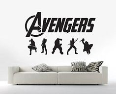 Pinterest the world s catalog of ideas for Avengers wall mural amazon