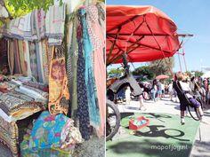 Las Dalias, Ibiza - Map of Joy