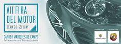 20 i 21 de Juny VII Fira del Motor de #Dénia al Carrer Marqués de Campo. Mes informació a fallaoeste.com/firamotordenia #FiraMotorDénia #MotorFairDenia #Seat #Skoda #Audi #Mercedes #Wolksvagen #Ford #Citroën #Opel #Auto #Motor #Feria #CostaBlanca #Denia