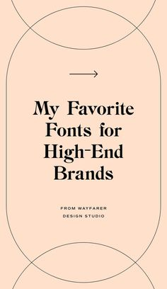 Modern, classy, luxury fonts for your website, brand or product packaging by Wayfarer Design Studio. Type inspiration,typography design, clean, simple, airy, branding, strategic graphic design… Font Design, Web Design, Graphic Design Fonts, Layout Design, Luxury Graphic Design, Logo Type Design, Logo Design Tips, Design Logos, Vintage Logo Design