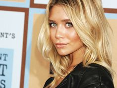 This is how to do bronzer- golden and glowing while respecting the integrity of her natural skin tone.