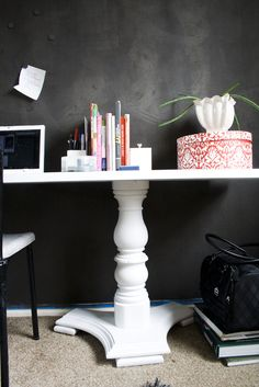 Living on the Chic: DIY Desk Living on the Chic: DIY Desk Related posts: Diy Makeup Vanity Desk Shabby Chic Trendy Ideas Ideas repurposed furniture diy desk shabby chic Trendy diy desk pipe industrial chic ideas – ideas shabby chic diy desk vanities Decor, Home Crafts, Diy Decor, Furniture, Diy Furniture Accessories, Home Diy, Diy Desk, Summer Diy Projects, Home Decor