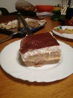 Breakfast Recipes, Dessert Recipes, Tiramisu, Deserts, Food And Drink, Sweets, Snacks, Cookies, Baking