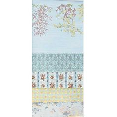 18-Sheet Blue Wallpaper Assortment