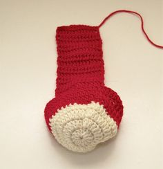 Cute, crochet Converse slippers are not that difficult to make.