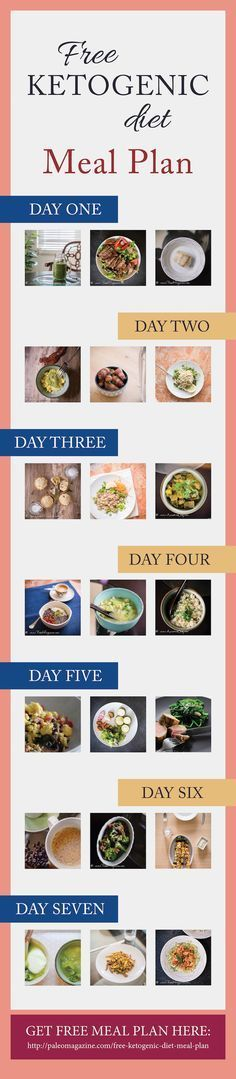 The Ketogenic Diet An Ultimate Guide to Keto Diet meal plans - meal plan