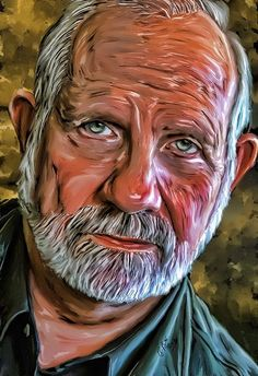 Brian De Palma http://batiesphotography.com #horror #movies #digitalart