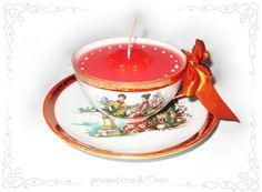 Tassenkerze / Cup candle: ASIA WHITE wanna buy something like this? meet my shop: http://de.dawanda.com/shop/Mondcatze ...or contact me : Mondcatze@fantasymail.de